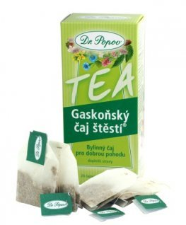 Čaj porcovaný Gaskoňský čaj sťastia 30g