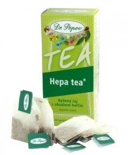 Čaj porcovaný hepa tea 30g