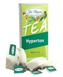 Čaj porcovaný hyperton 30g