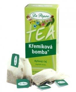 Čaj porcovaný kremíková bomba 30g