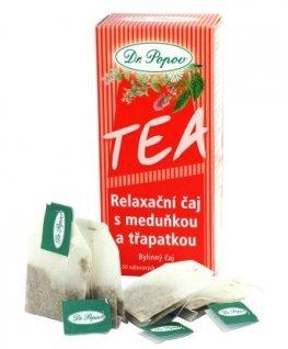 Čaj porcovaný relaxačný 30g