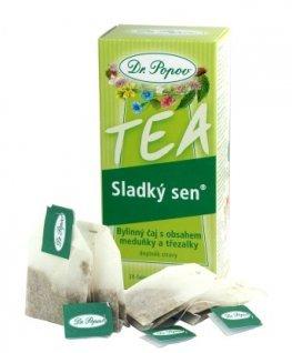 Čaj porcovaný sladký sen 30g