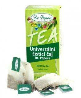 Čaj porcovaný univerzálny čistiaci 30g