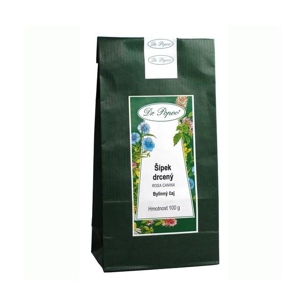 Čaj sypaný šípka drvená 100g