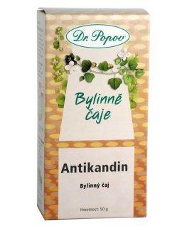 Čaj sypaný Antikandin 50g