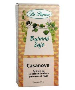 Čaj sypaný Casanova 50g