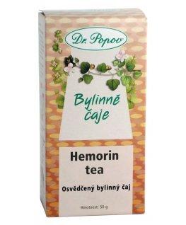 Čaj sypaný Hemorin 50g