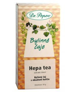 Čaj sypaný Hepa Tea 50g