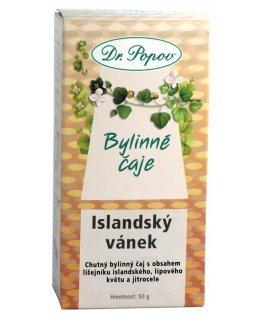 Čaj sypaný Islandský vánok 50g