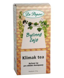 Čaj sypaný Klimak 50g