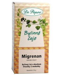 Čaj sypaný Migrenan 50g