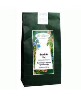 Čaj sypaný brusnica list 50g