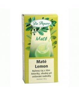 Čaj sypaný maté lemon 100g
