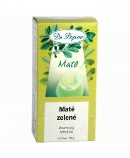 Čaj sypaný maté zelené 100g