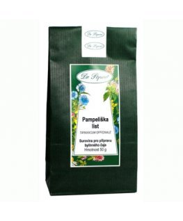 Čaj sypaný púpava pampeliška list 50g