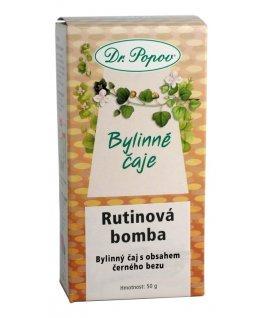 Čaj sypaný rutinová bomba 50g