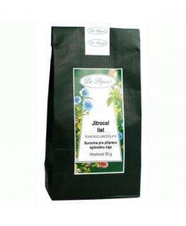 Čaj sypaný skoroceľ jitrocel list 50g