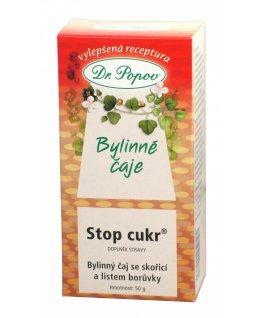 Čaj sypaný stop cukor 50g