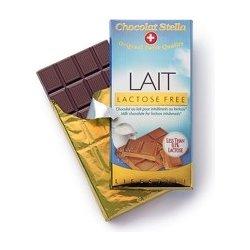 Čokoláda mliečna bez laktózy  100g