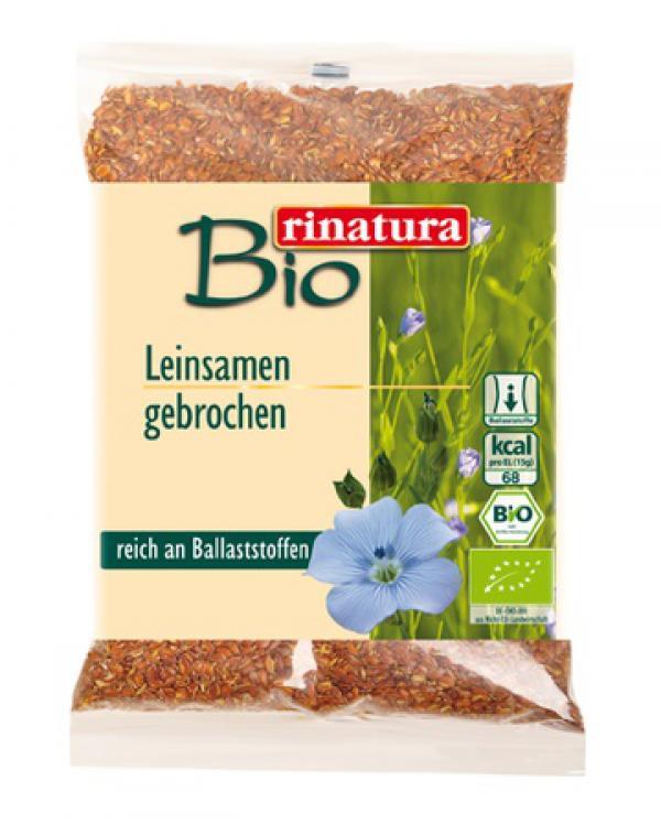 Ľanové semienko drvené BIO 250g