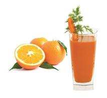 Šťava Naomi jablko mrkva pomaranč 0,7l