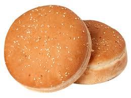 Žemle hamburgerové čerstvé 130g