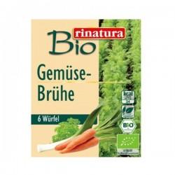 Bujón zeleninový kocky BIO