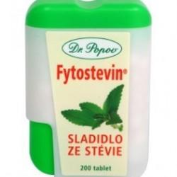 Fytostevin rastlinné sladidlo stevia 200tbl