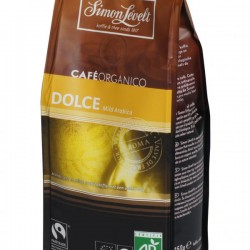 Káva Dolce,  arabica mletá BIO 250g