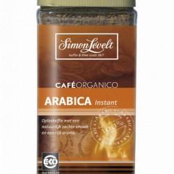 Káva  Instantná, arabica BIO 100g