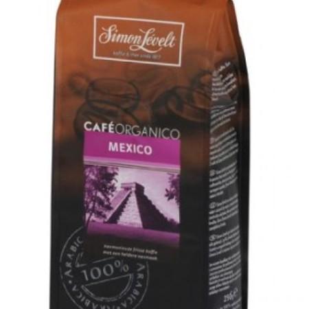 Káva Mexico, arabica mletá BIO 250g