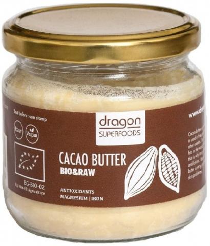 Kakaové maslo BIO RAW 100g