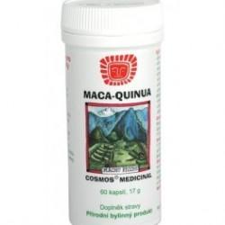 Kapsľa Maca Quinua 60ks