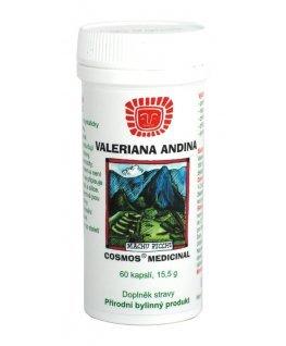 Kapsľa Valeriana andina 60ks