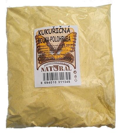 Múka kukuričná polohrubá 400 g