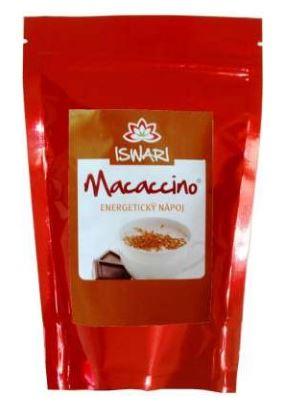 Macaccino kakaový energetický nápoj BIO 125g