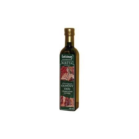 Olej olivový Latzimas  BIO 250ml