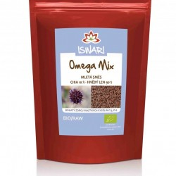 Omega Mix 90 ľan, 10 chia BIO RAW