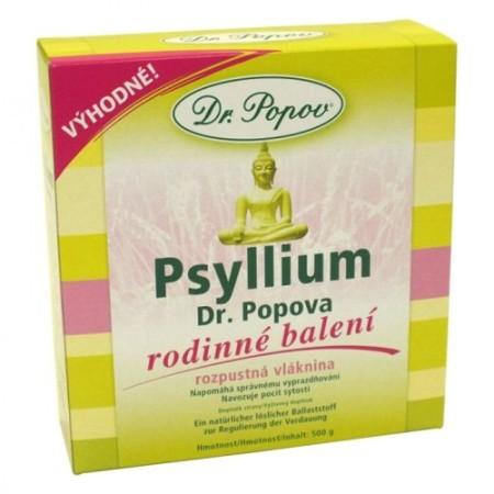 Psyllium 500g - ekonomické rodinné balenie