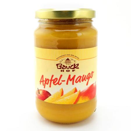 Pyré ovocné jablko mango bez cukru BIO 360g