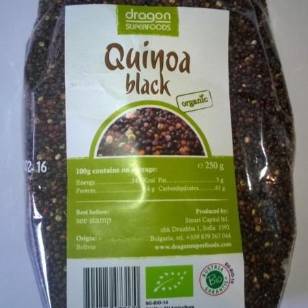 Quinoa čierna 250g BIO
