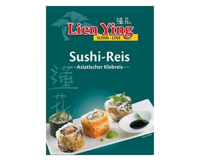 Ryža na prípravu sushi 250g