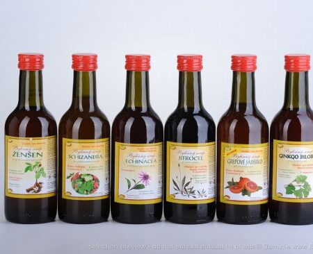 Sirup bylinkový bez cukru medovka 290g