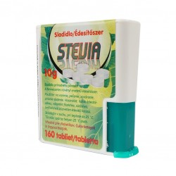 Sladidlo na báze stévie tablety 160tb