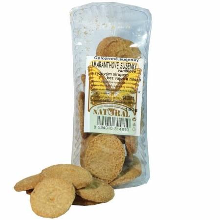 Sušienky amarantové vanilkové 150g