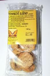 Sušienky pohánkové so škoricou bezgluténové 150g
