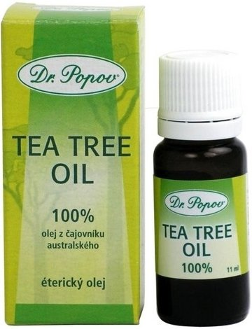 Tea Tree olej čistý 11ml
