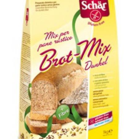Zmes Brot Mix na tmavý chlieb