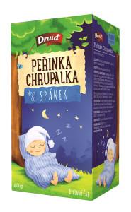 Čaj porcovaný detský Perinka Spinkajka bylinný 40g