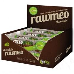 Guličky dezertné RAWMEO čokoládové bezgluténové BIO RAW 69g